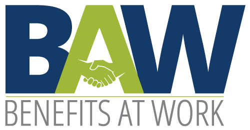 Benefits at Work (BAW) Conference logo